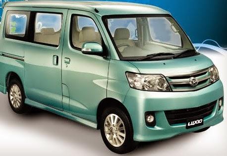 Harga Daihatsu Luxio Terbaru