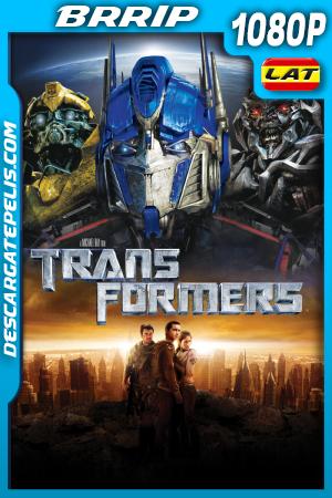 Transformers (2007) 1080P BRRIP Latino – Ingles