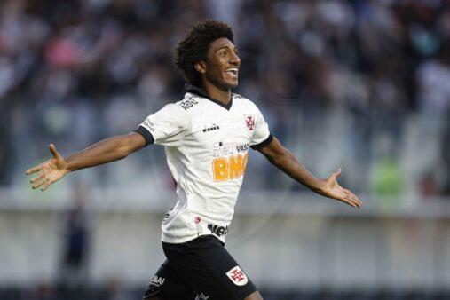 Talles Magno é uma das apostas do Vasco contra o Athletico