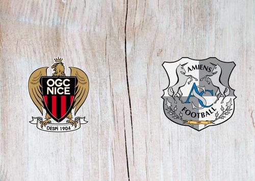 Nice vs Amiens SC -Highlights 10 August 2019