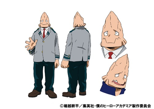 โคดะ โคจิ (Koda Koji) @ My Hero Academia: Boku no Hero Academia มายฮีโร่ อคาเดเมีย