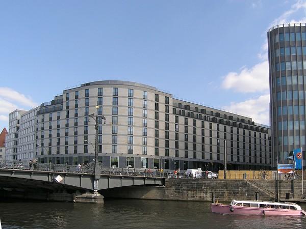 Melia Hotel Berlin Friedrichstra Ef Bf Bde