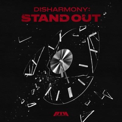P1Harmony - Disharmony : Stand Out (EP) (2020) - Album Download, Itunes Cover, Official Cover, Album CD Cover Art, Tracklist, 320KBPS, Zip album