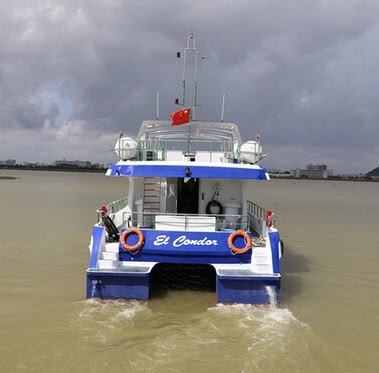 Water Bus Ferry Boat BD