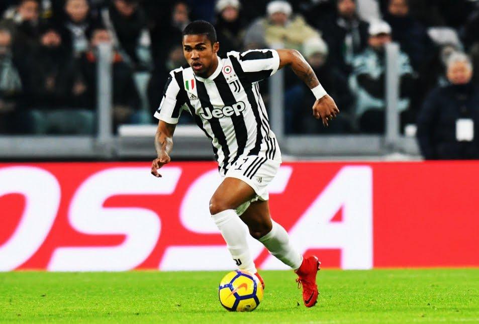 Juventus-Sampdoria: risultato firmato da Mandzukic Howedes e Khedira, tutti con assist di Douglas Costa, la vignetta divertente