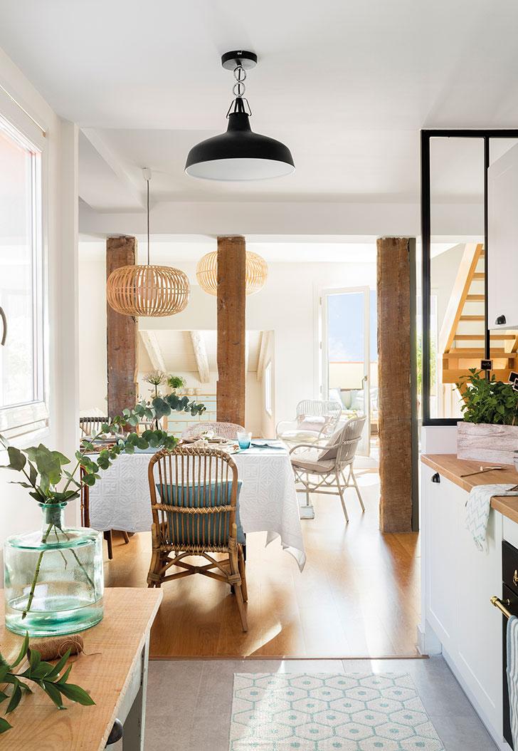 Apartament la mansard cu propriul cont de instagram for Al saffar interior decoration l l c
