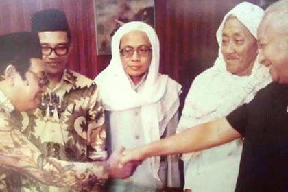As'ad Said Ali: Gus Dur Jadi Presiden Karena Khittah NU