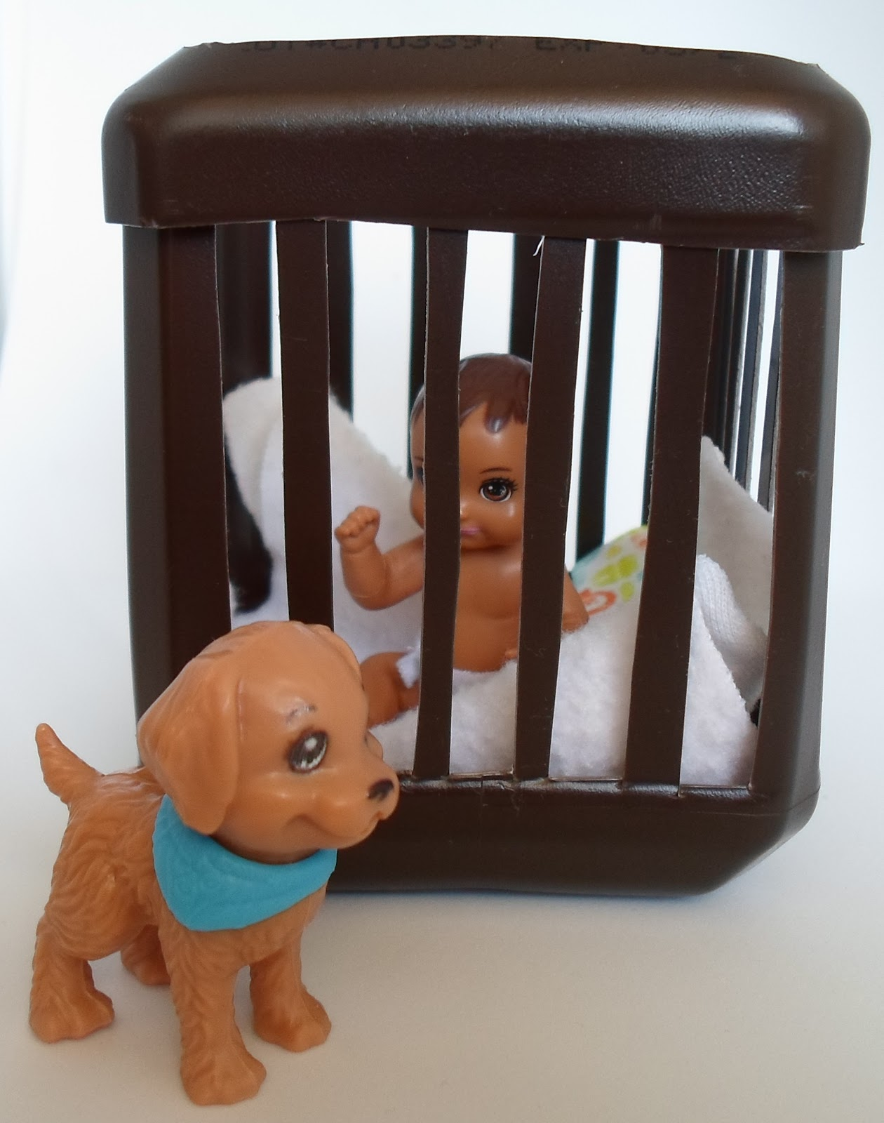 DIY Barbie Blog : Baby Playpen or Dog Kennel/Crate from