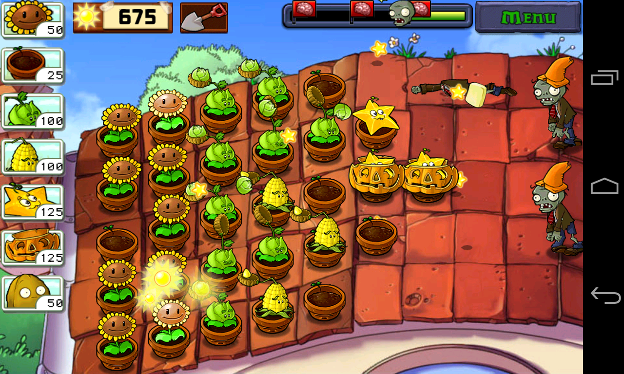 download game gratis plants vs zombies