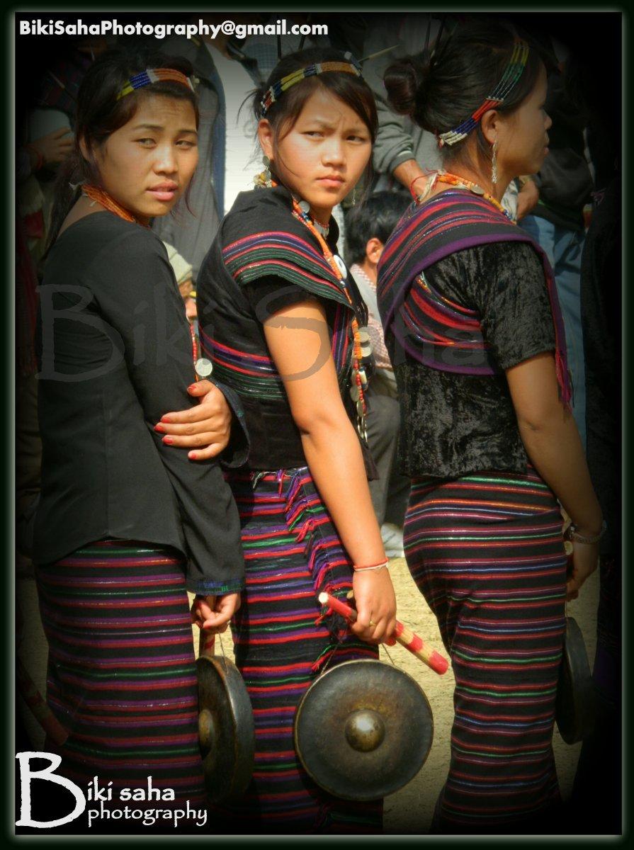 North East Indian Beautiful Girl  Biki Saha Photography-7328