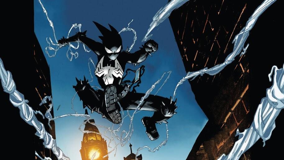 Venom, Andrea Benton, Marvel, Comics, 4K, #4.2967
