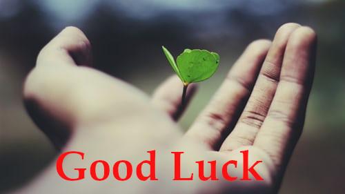 Best of Luck.