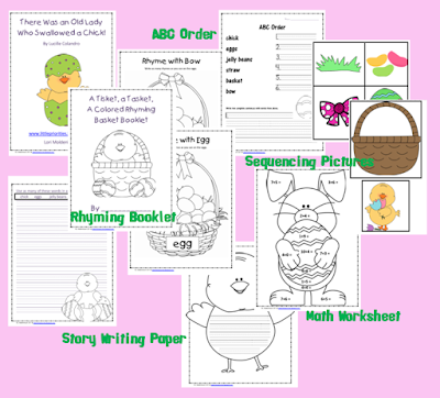 https://www.teacherspayteachers.com/Product/There-Was-an-Old-Lady-Who-Swallowed-a-Chick-by-Lucille-Colandro-Lesson-125836