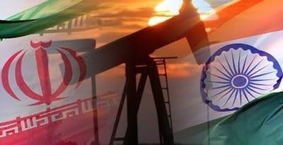 واردات الهند من النفط الإيرانى تنخفض إلى الخُمس