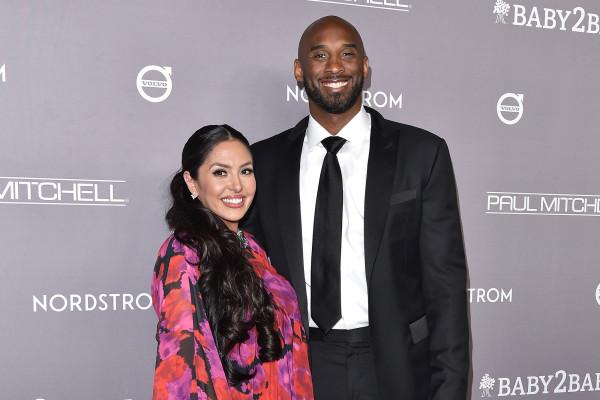 Kobe Bryant's wife, Vanessa