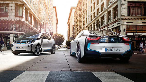 Cars: BMW i models