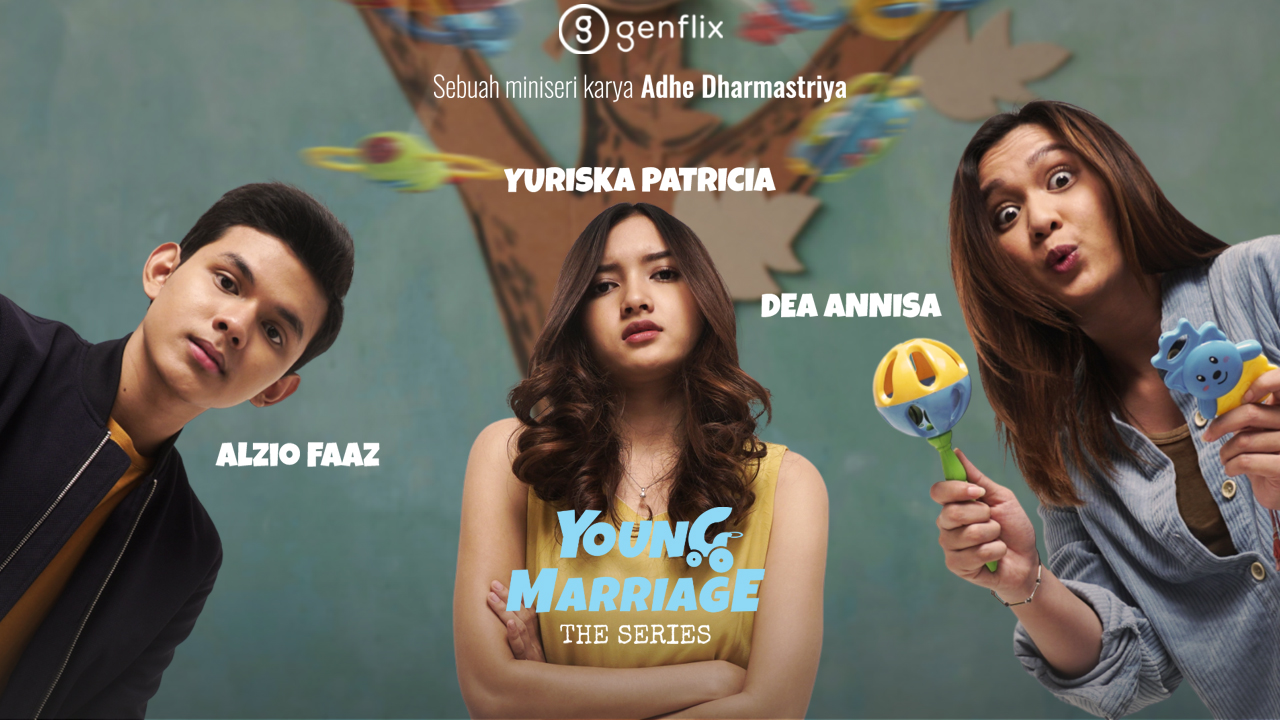 Young Marriage: The Series (2020) WEBDL
