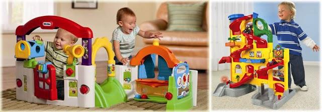 Ce jucării cumperi pentru copilul tău?
