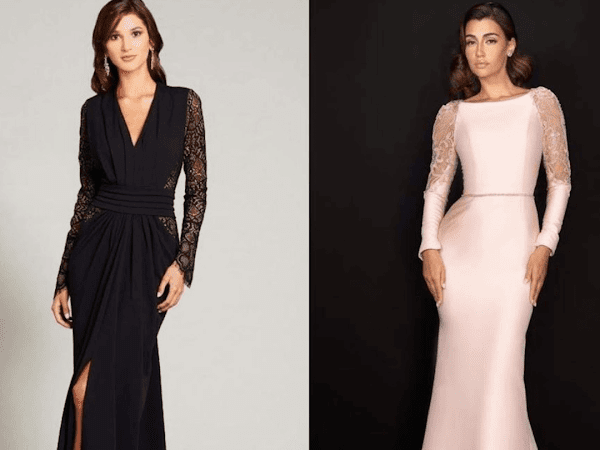 Sexy Yet Modest - Top 5 Tips & Styles of Mother of the Bride Dresses