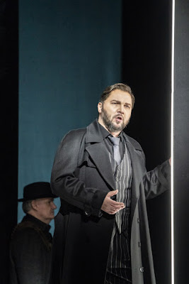 Verdi: Les vêpres siciliennes - Wojtek Gierlach - Welsh National Opera (Photo Johan-Person)