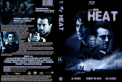 Carátula dvd: Heat 1995