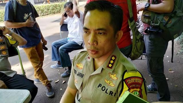Polisi Kini Larang Demo di Depan Rumah Prabowo di Kertanegara