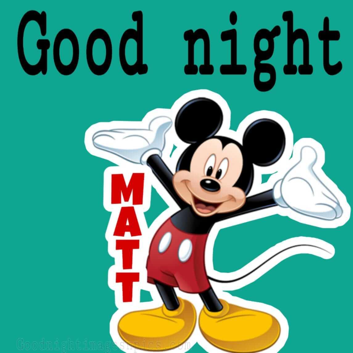 Cute Good Night Pics