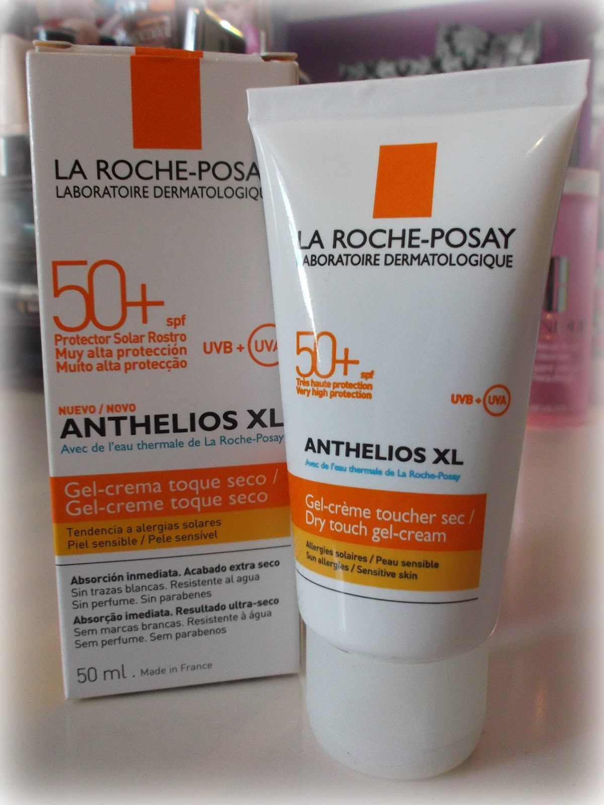 Laura's Lovely Loves ♥: Review: La Roche-Posay Anthelios ...
