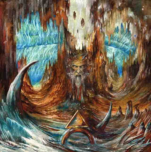 """Ο δίσκος των Fimir """"Tomb Of God"""""""