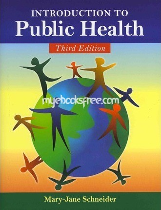 Introduction to Public Health Pdf Book By Mary-Jane Schneider