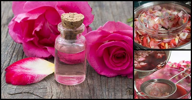 Rose Water: Our Best Defense Against Aging, Stress, Digestive Problems, And Eye Issues