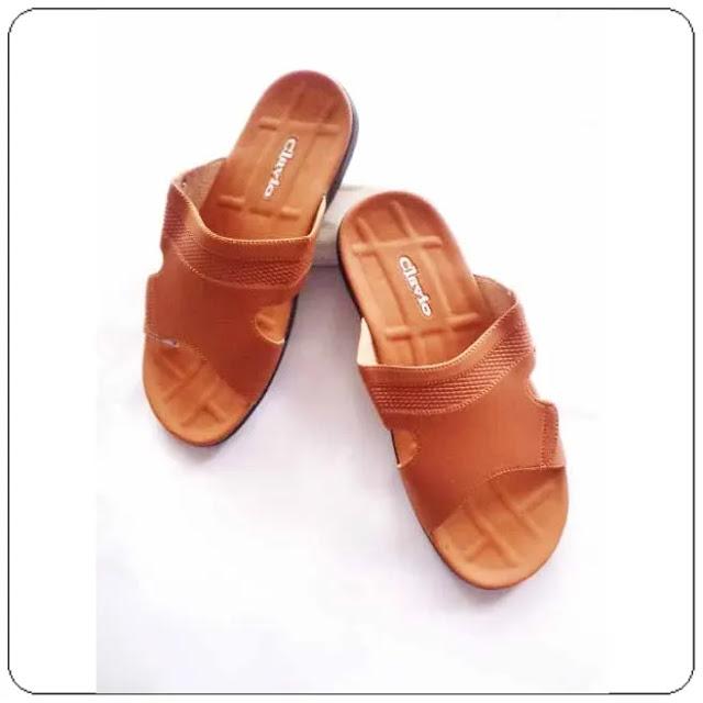Sandal Imitasi Clavio Pria