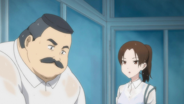 Ojisan to Marshmallow - Episódio 02