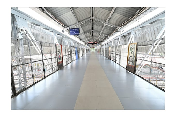 Bhopal Madhya Pradesh Railway Station - BJP