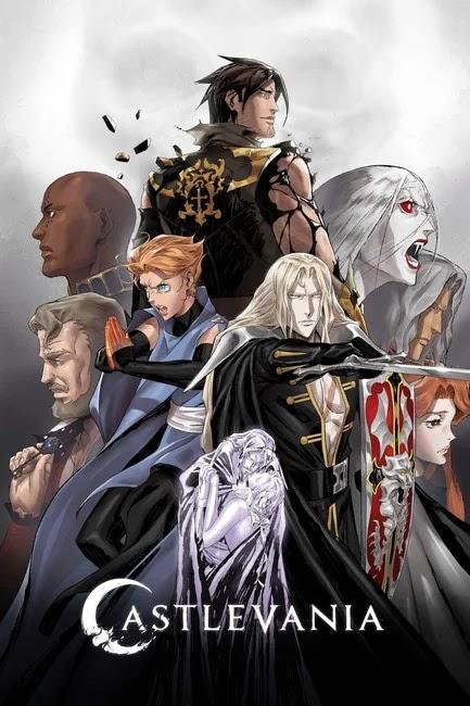 La cuarta temporada de Castlevania se estrenará el 13 de mayo.