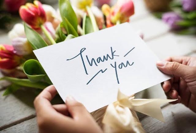 Memahami Ucapan Terima Kasih dalam Bahasa Inggris