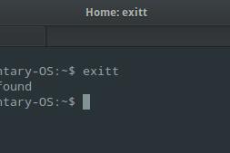 Modifikasi Pesan Error Command Not Found di Terminal Linux