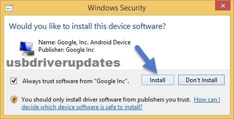 Android-ADB-Driver-for-Windows