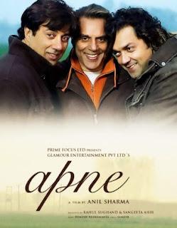 Apne 2007 Full Movie Download