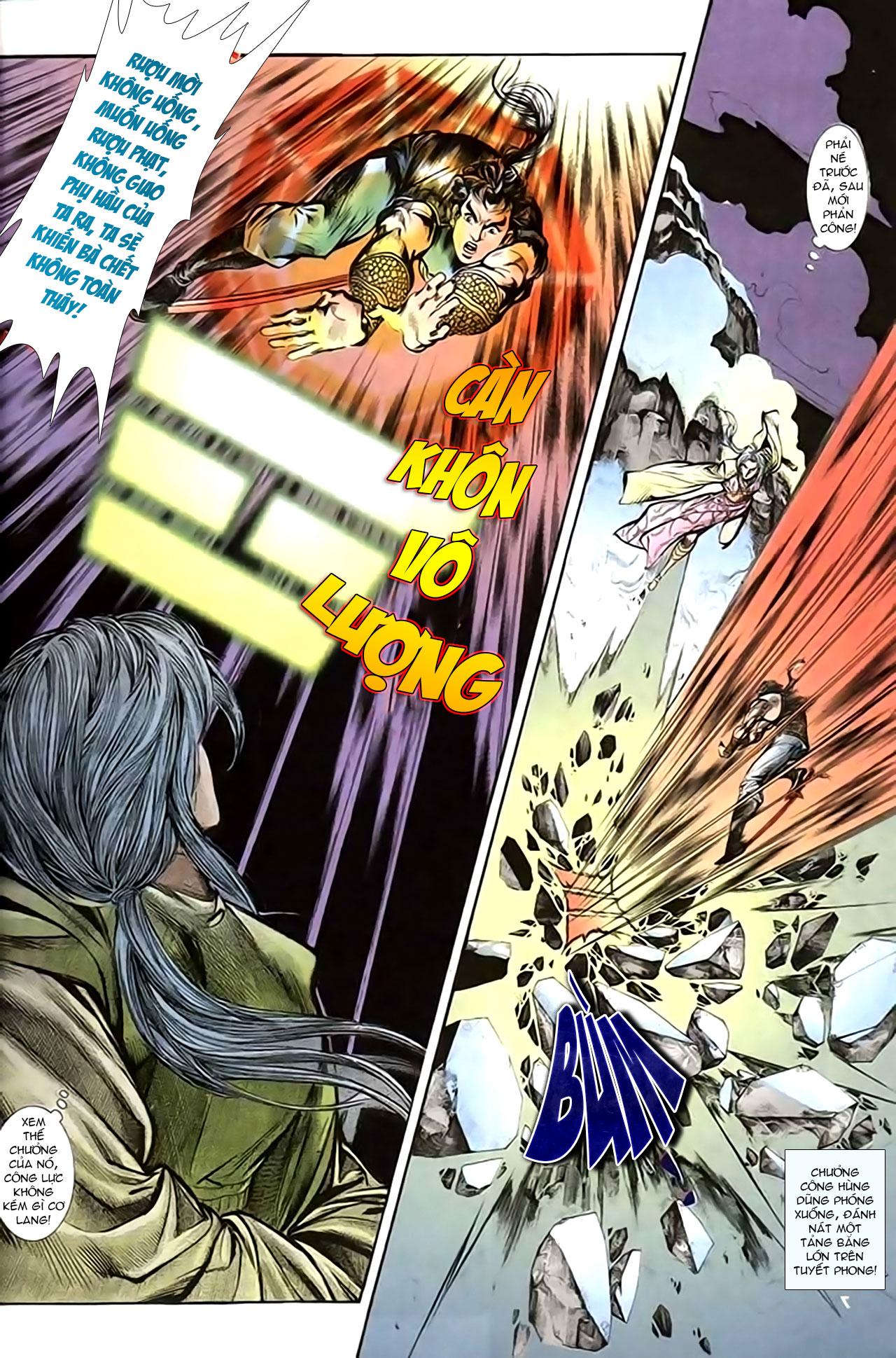 Cơ Phát Khai Chu Bản chapter 143 trang 8