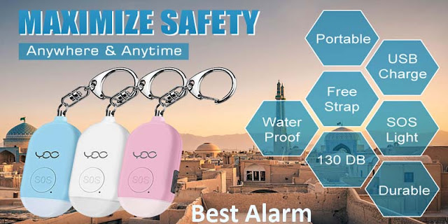 YDO Safe Personal Alarm for Women