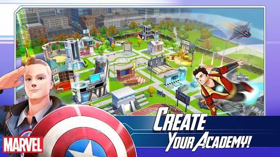 MARVEL Avengers Academy Mod Apk Latest