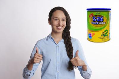 Kelebihan susu S26 Gold Tahap 2 yang Kaya Nutrisi