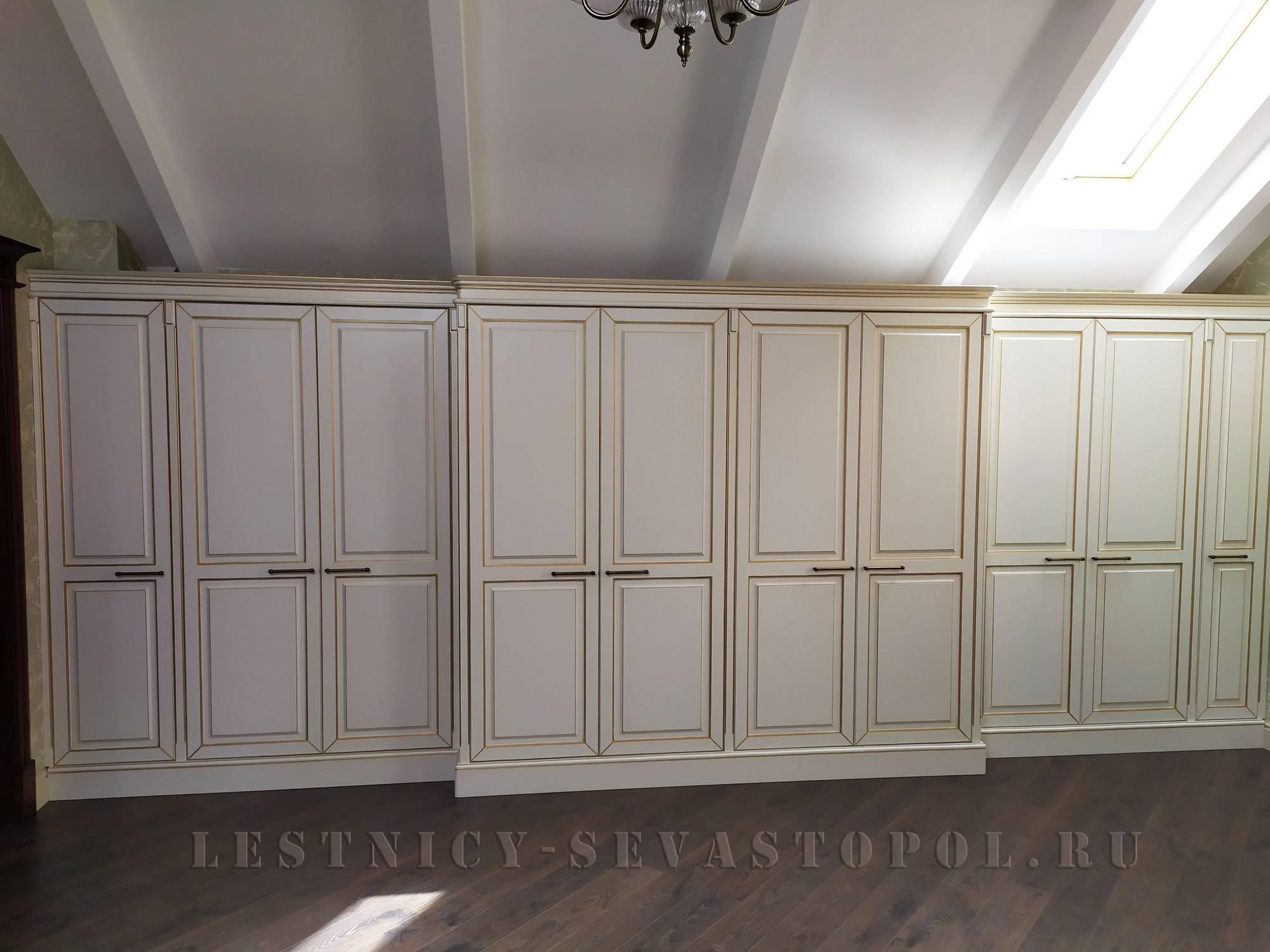 Шкаф на заказ Севастополь