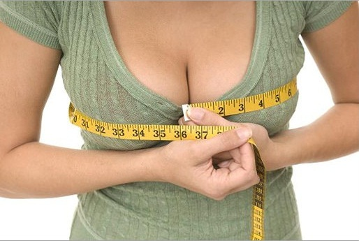 The Best Foods that Increase Breast Size
