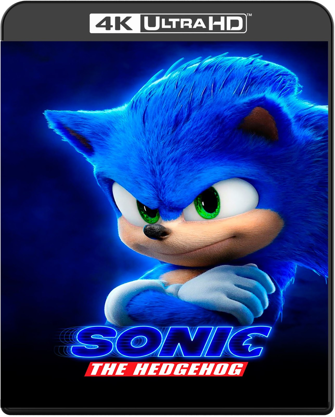 Sonic the Hedgehog [2020] [UHD] [2160p] [Latino – Castellano]