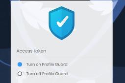 Cara Mematikan dan Menyalakan Profil Guard Facebook