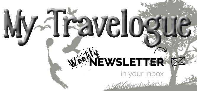 Subscribe My Travelogue by Bhushavali Weekly Newsletter