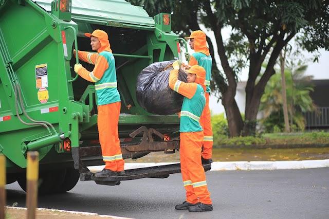Síndicos de condomínios horizontais tem que solicitar ao SLU a coleta de resíduos sólidos