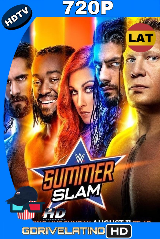 WWE SummerSlam (2019) HDTV 720p (Latino) MKV